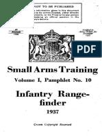 Infantry  Rangefinder