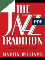 Jazz 介紹 Jazz-tradition