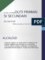 Alcaloizi