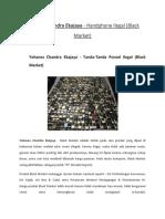 Yohanes Chandra Ekajaya - Handphone Ilegal (Black   Market)