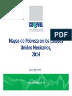 Mapas de Pobreza 2014