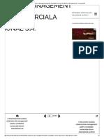 Analiza Sistemului de Management Pentru Societatea Comerciala Elcom International SA - Documents