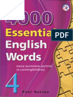 4000 Essential English Words 4