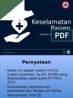 DW ZD Patient Safety - Palembang