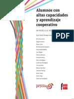 Alumnos Con Altas Capacidades y Trabajo Cooperativo