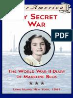 My Secret War_WWI