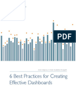Tableau Dashboard Best Practices
