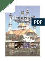 Kota Tasikmalaya Dalam Angka 2012