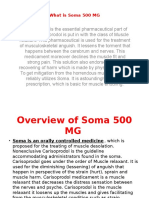 BUY Soma 500 MG Online | BUY Soma 500 MG