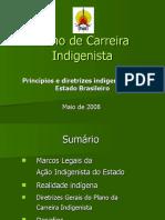 Plano Carreira Indigenista