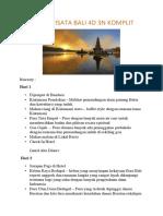 PAKET WISATA BALI 4D 3N KOMPLIT.pdf