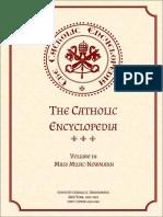 HERBERMANN-The Catholic Encyclopedia TXT 10 Mass Music-Newmann