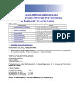 Informe Diario Onemi Magallanes 30.01.2016