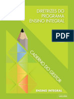 Diretrizes Do Programa Ensino Integral
