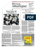 Le-Monde-diplomatique Juin 2015 - La Redaction Du Monde Diplomatique