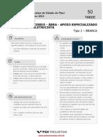 ANALISTA JUDICIARIO ENGENHEIRO ELETRICISTA TJ-PI