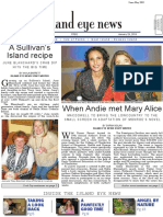 Island Eye News - January, 29, 2016
