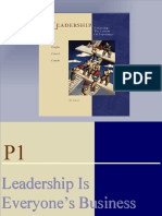P1_Leadership is Everyone's Business