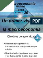 Cap 20-Un Primer Vistazo a La Macroeconomía