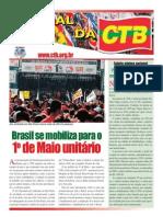 Jornal da CTB - ABRIL 2010