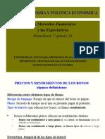 Mercados Financieros y Las Expecta