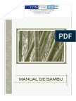 Industrializacion del bambu