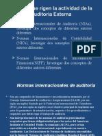 2.-Unidad II, Normas y Procedimientos de Auditoria
