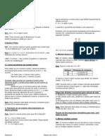 Matemática Aula04 Divisores Número Primo
