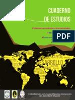 Cuaderno de Estudio sobre problemas económicos Internacionales UES
