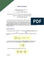Matemática - Resumos Vestibular - Binômio de Newton I