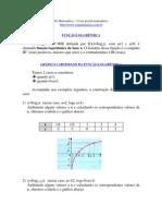 Matemática - Resumos Vestibular - SoMat - Funções Logaritmas I