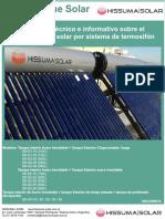 HISSUMA SOLAR Sistema