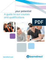 Learndirect Courses and Qualifications