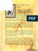 Biografia Gustavo Baz Prada