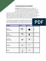 Acoples Musicales Con Figuras