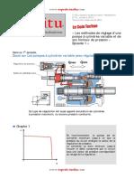 Cours Hydraulique Pompe Cylindrée Variable
