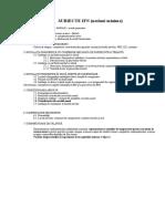Lista Subiecte IFN