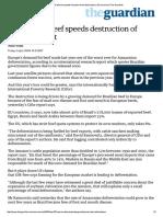 (9) John Vidal - Beef Demand Speeds Amazon Forest Destruction _ Environment _ the Guardian