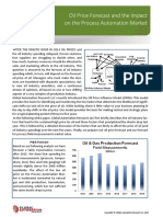 Effect of Future Oil Prices on Process Automation Market 010416AS