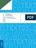 Historia de Grecia - Planteamientos Y Recursos Didacticos
