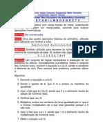 Mathematics Dictionary - Dicionário Matemática Elementar