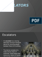 Escalators&Conveyors