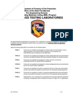 Fire Test Labs