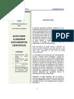 Guia Para Elaborar Documentos Cientificos