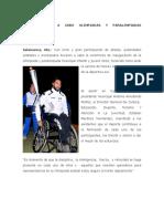 Comude Lleva a Cabo Olimpiadas y Paralimpiadas Municipales