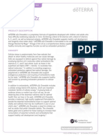 A2Z Chewable Product Information Page