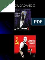 El Ciudadano x