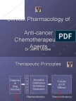 Lecture anticancer agents