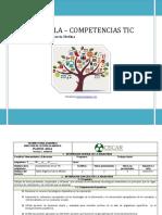 Plan de Aula Competencias TIC