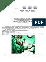 4. Protocol - Nasterea in Prezentatie Craniana